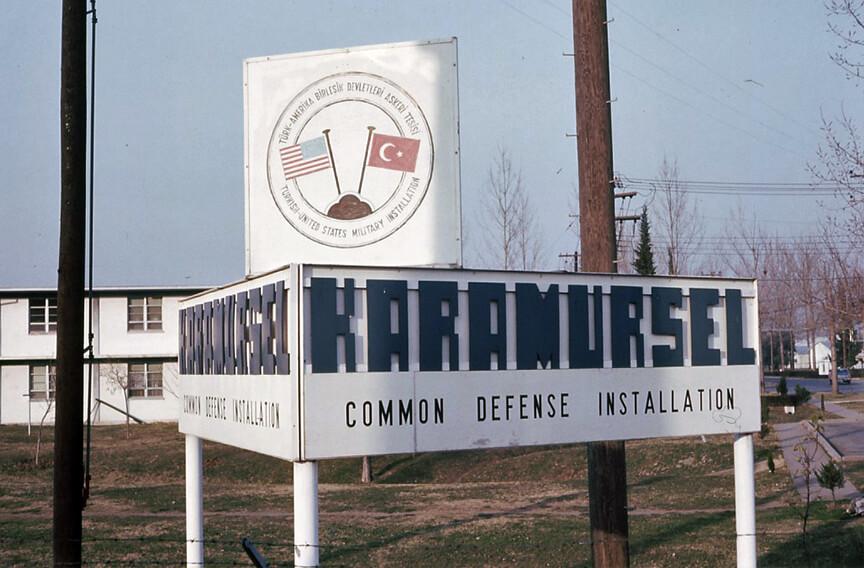 karamursel common defense installation  turkey  u2013 wandering i